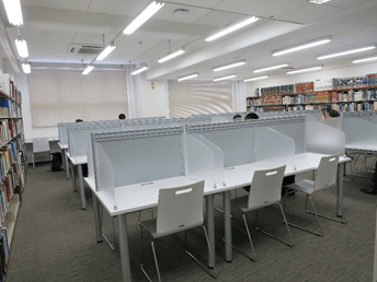 参考図書室