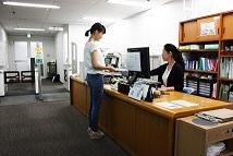 神楽坂図書館